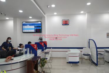 Triển khai hệ thống xếp hàng tại Ngân Hàng TMCP Sài Gòn (SCB)